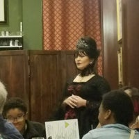 Photo taken at Agatha's: A Taste Of Mystery by Lisa R. on 1/15/2017