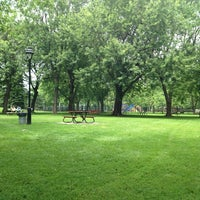Photo taken at Parc Sir-Wilfrid-Laurier by Hugues L. on 7/3/2013