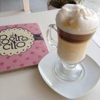 Photo taken at El Postrecito by Cecilia C. on 10/15/2012