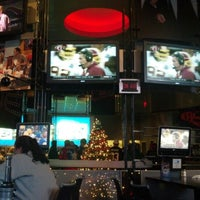 Photo taken at CBS Scene Restaurant & Bar by Al G. on 12/16/2012
