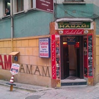 Photo taken at Firuz Ağa Hamamı by Kaan C. on 1/16/2014