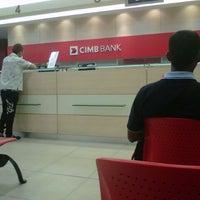 Photo taken at CIMB Bank by Rafiza R. on 2/14/2013
