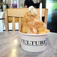 Photo taken at Culture: An American Yogurt Company by Jenn on 5/4/2013