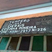 Foto tirada no(a) Tempero das Gerais por Carla R. em 10/3/2012