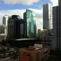 Photo taken at Axis Brickell by Alain L. on 12/2/2012