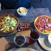 Photo taken at Panera Bread by Alain L. on 1/1/2013
