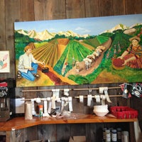 Photo taken at Sudbury Coffee Works by Ezzy G. on 8/30/2013