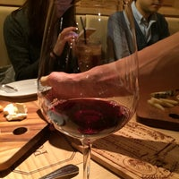 Photo taken at Osteria Gatto by りょーご も. on 11/5/2015