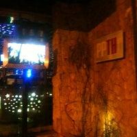 Photo taken at Parapithecus Evolution Bar by Abel Q. on 11/24/2012