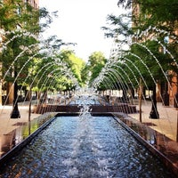 Photo taken at City Creek Center by Stephen on 7/28/2013