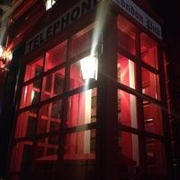 Photo taken at London Pub by Burak K. on 3/20/2014