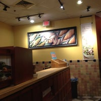 Photo taken at Panera Bread by Jake A. on 10/21/2012