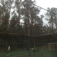 Photo taken at Centro Deportivo La Laguna Curauma by Mario H. on 3/31/2013