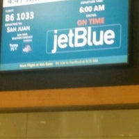Photo taken at Gate 7 by Holli L. on 4/19/2017