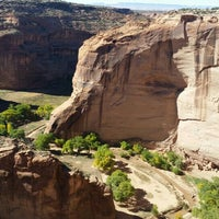 Photo taken at Canyon De Chelly National Monument by Holli L. on 10/31/2015