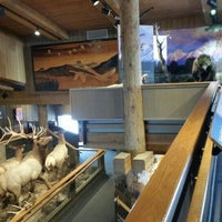 Photo taken at Jackson Visitor Center by Holli L. on 1/4/2016