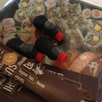 Foto tirada no(a) Sushi Pearl por Ricardo B. em 7/24/2013