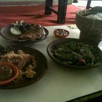 Photo taken at Gubug Sambal & Sambal by Lulut H. on 9/23/2012
