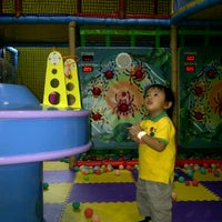 Photo taken at Chipmunks Playland & Cafe by haironi o. on 12/9/2012