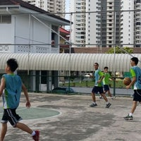 Photo taken at Phor Tay Private High School (菩提独中) by Kelvin C. on 7/14/2014