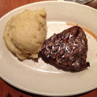 Photo taken at Black Angus Steakhouse by Kelly G. on 11/12/2012