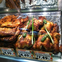 Photo taken at Vallarta Supermarkets by Juan G. on 12/10/2012