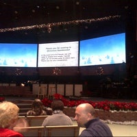 Photo taken at Bethel Church by Malena & Alex I. on 12/8/2013