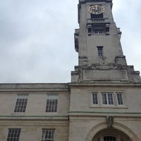 Photo taken at Trent Building by Jillian P. on 11/8/2012
