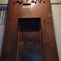 Photo taken at Ayzem Bar Cerveceria by Ari S. on 11/8/2014