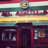 Photo taken at El Aguila by Eddy A. on 7/10/2014