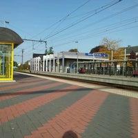 Photo taken at Station Heist-op-den-Berg by Annick D. on 10/19/2012