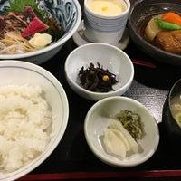 Photo taken at ごはん処 司 by Ys on 12/25/2016