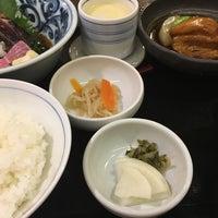 Photo taken at ごはん処 司 by Ys on 4/14/2017
