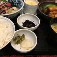 Photo taken at ごはん処 司 by Ys on 11/27/2016