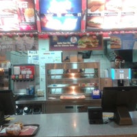 Photo taken at Burger King City Centre by Seif Allah B. on 12/28/2014