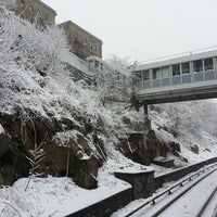 Photo taken at Metro North - Marble Hill Train Station by Emmanuel D S. on 3/8/2013
