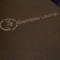 Снимок сделан в Bamboo Lounge пользователем Dolleh 4/7/2013