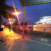 Photo taken at Velana International Airport (MLE) by Gondo on 11/18/2012