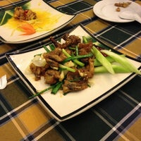 Photo taken at Ếch Xanh Restaurant by Coco Kim on 4/23/2013