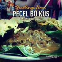 Photo taken at Pecel Bu Kus by Made Sebastian S. on 3/17/2013