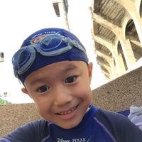 Photo taken at สระว่ายน้ำ การกีฬาแห่งประเทศไทย by punpaporn P. on 4/18/2017