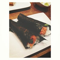 Photo taken at Bamboo Sushi by Meredith M. on 5/22/2013