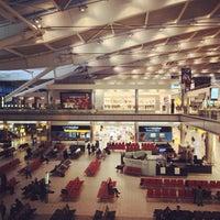 Photo taken at Terminal 5 by . on 3/24/2013