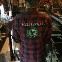 Снимок сделан в Clever Irish Pub пользователем Роман Б. 1/16/2013