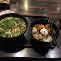 Photo taken at 讃岐製麺 東淀川大桐店 by そぼろ on 1/5/2017