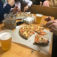 Снимок сделан в Cipollino Pizza пользователем Max P. 11/18/2017