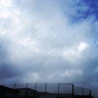Photo taken at 板橋区立 中台中学校 by toshiro s. on 10/8/2016