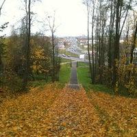 Снимок сделан в Пулковские высоты пользователем Timur Z. 10/13/2013