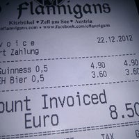 Photo taken at O'Flannigans by Johannes S. on 12/22/2012