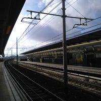 Photo taken at Metro Frullone - San Rocco (L1) by @trozzula86 on 10/18/2014